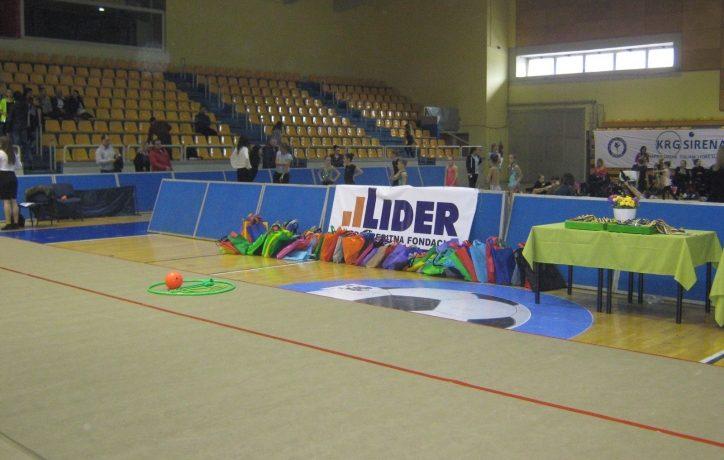 "14. Internacionalni turnir ritmičke gimnastike ""Olimpik cup -2017."""