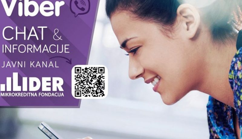 NEW!! Lider Viber chat