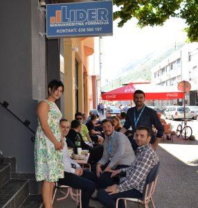 Poslovnica Mikrokreditne fondacije Lider svečano otvorena u Mostaru