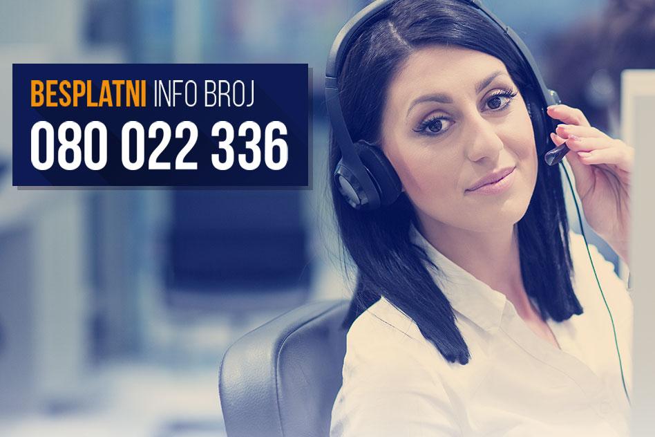 Lider MKO - Besplatni info telefon 080 022 336