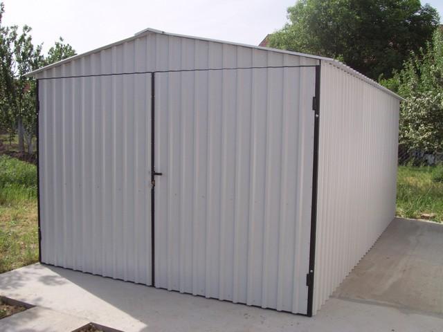 Plasto Emsal – Izgradnja montažnih garaža