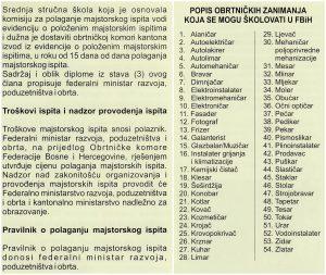 Budi Majstor- Obrtnička komora Hercegovačko - Neretvanskog Kantona