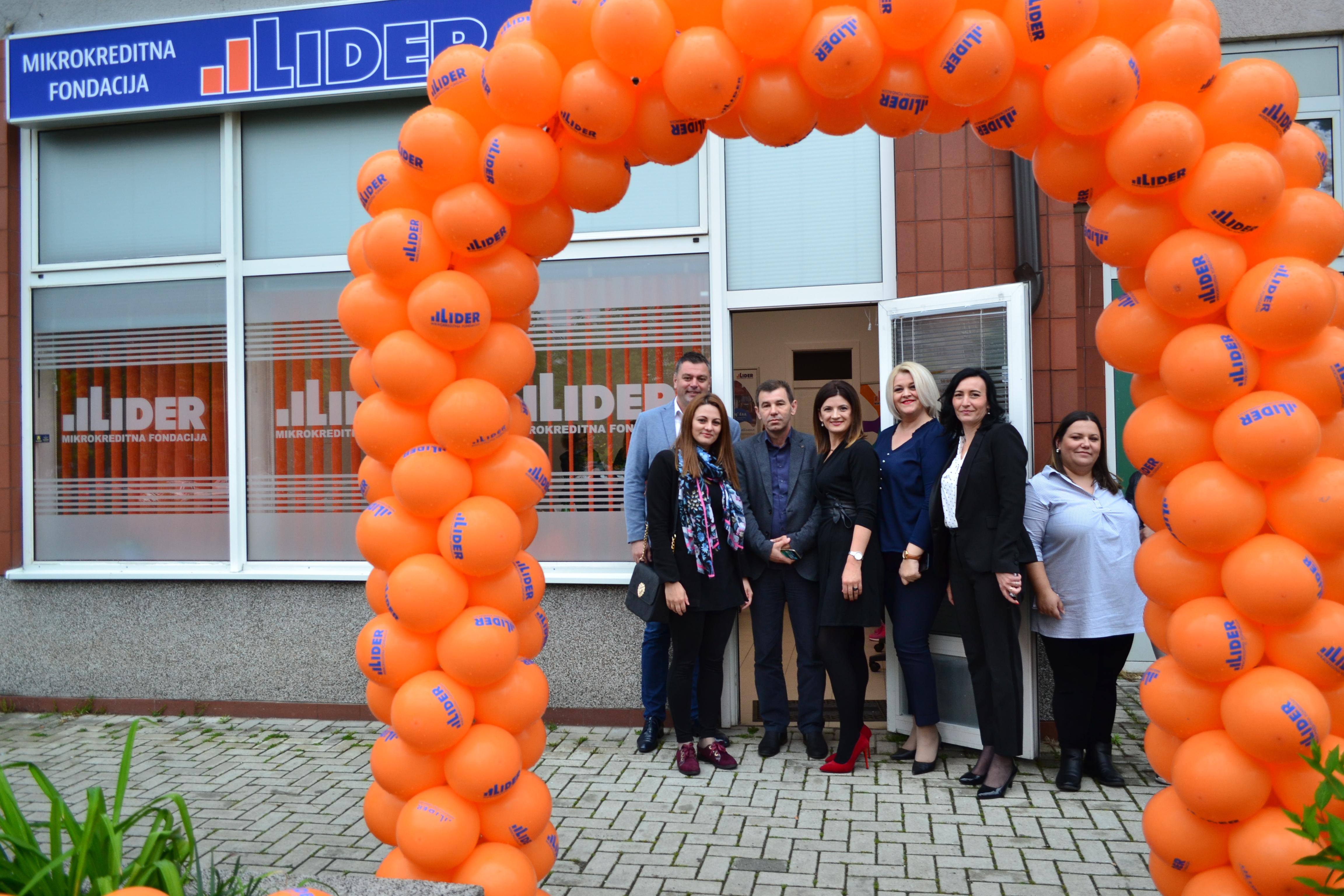 Otvorenje  LIDER ureda u Tuzli. Od danas smo još bliže vama