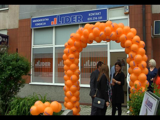 MKF LIDER otvorio novu Poslovnicu u Tuzli
