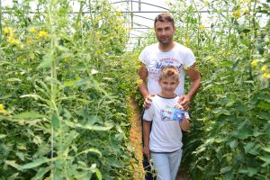 """MKF LIDER visited hardworking family Muratović from Visoko, 3rd Prize Winner in the Competition """"Our Treasure 2019"""""""