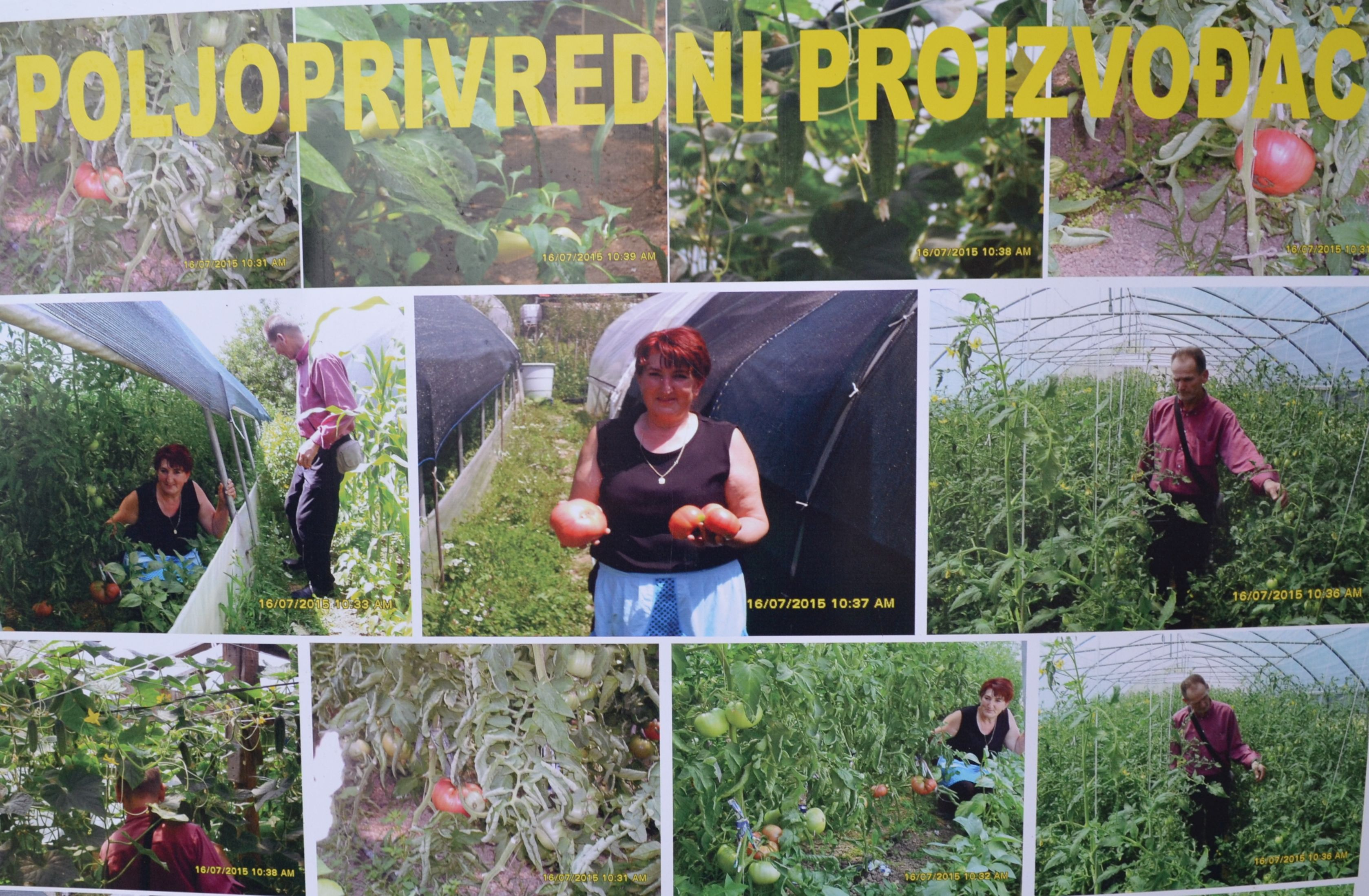 Novo! Prezentaciju LIDER-ovih klijenata od sada možete vidjeti i na portalu Farmer.ba – Poljoprivredna proizvodnja - porodica Durić, Vogošća