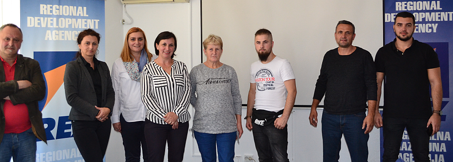 Podrška razvoju poduzetništva MKF LIDER i REZ Agencija