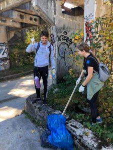 Uposlenici MKF LIDER-a učestvovali u akciji čišćenja Trebevića