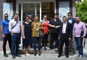 MKF Lider u posjeti svojim klijentima  - Korona ozbiljno prijeti gašenjem malih biznisa