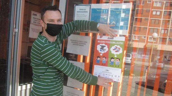 """Kampanja """"Mudro pozajmljujte"""" ured Zavidovići"""