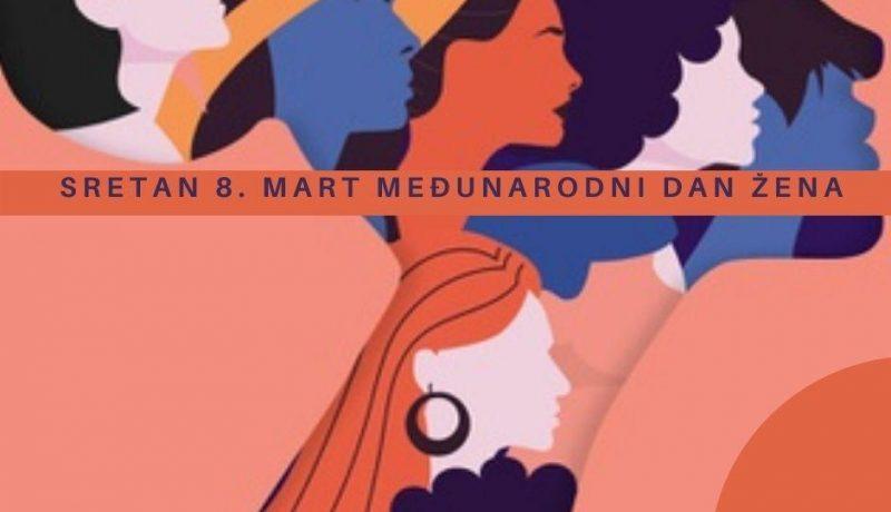Poruka Direktora MKF LIDER povodom Međunarodnog dana žena